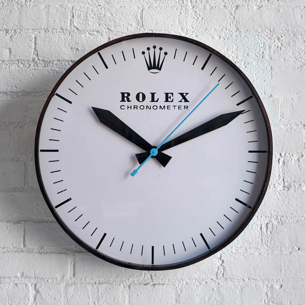 Rolex Chronometer Wall Clock Hodinkee Shop