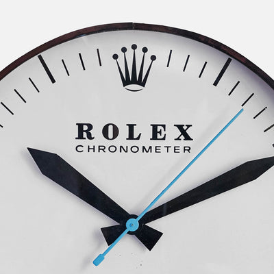 Rolex Chronometer Wall Clock alternate image.