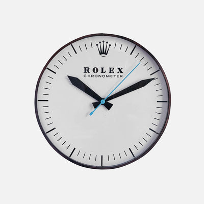 Rolex Chronometer Wall Clock
