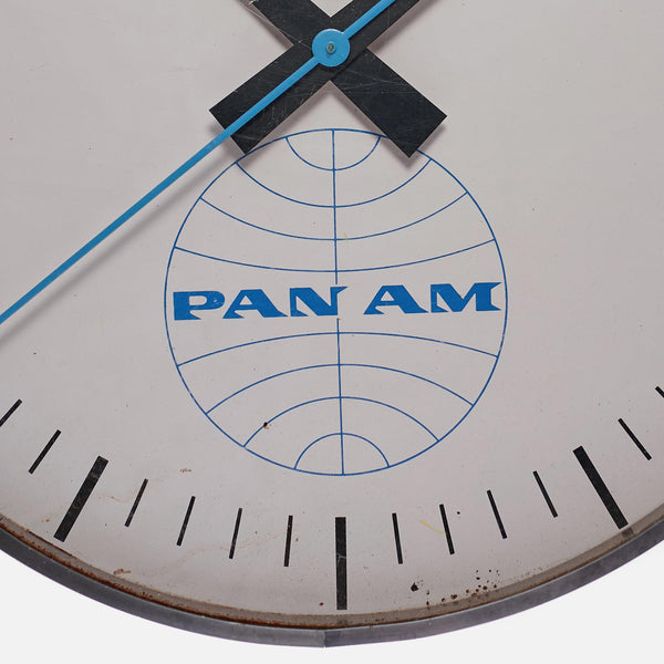 Rolex Wall Chronometer With Pan Am Logo Hodinkee Shop
