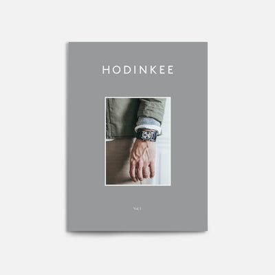 HODINKEE Magazine, Volume 1 – Reprint