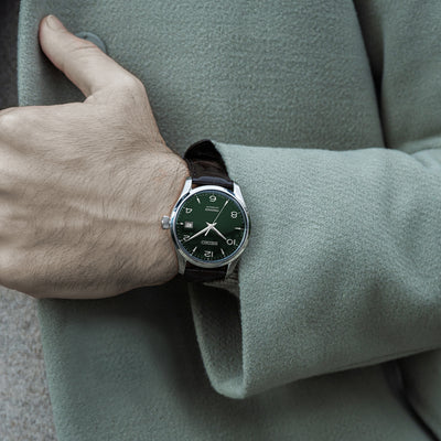 Seiko Presage SPB111 Limited Edition With Green Enamel Dial alternate image.