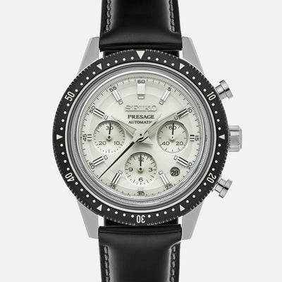 Seiko Presage SRQ031 55th Anniversary Chronograph Limited Edition