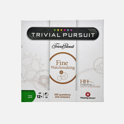 Trivial Pursuit: Fine Watchmaking