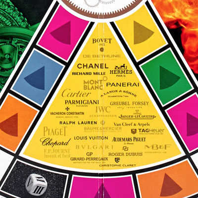 Trivial Pursuit: Fine Watchmaking alternate image.