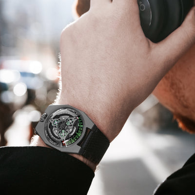 Urwerk UR-100 GunMetal alternate image.