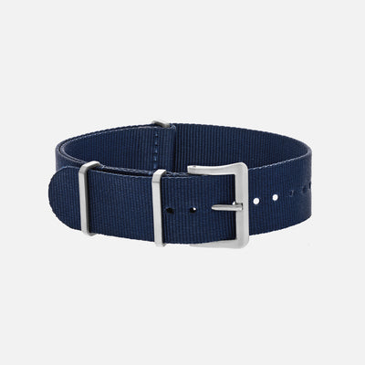 UTE Nylon Watch Strap In Navy