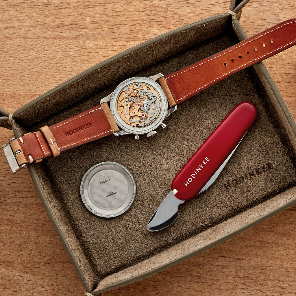 Victorinox For HODINKEE Watchmaker Swiss Army Knife