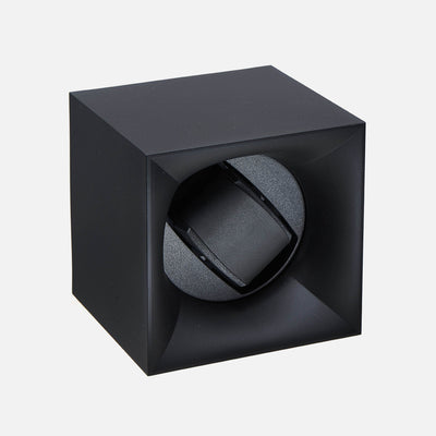 Black Startbox Swiss Kubik Watch Winder