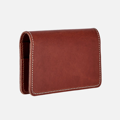 HODINKEE Tan Calfskin Card Wallet