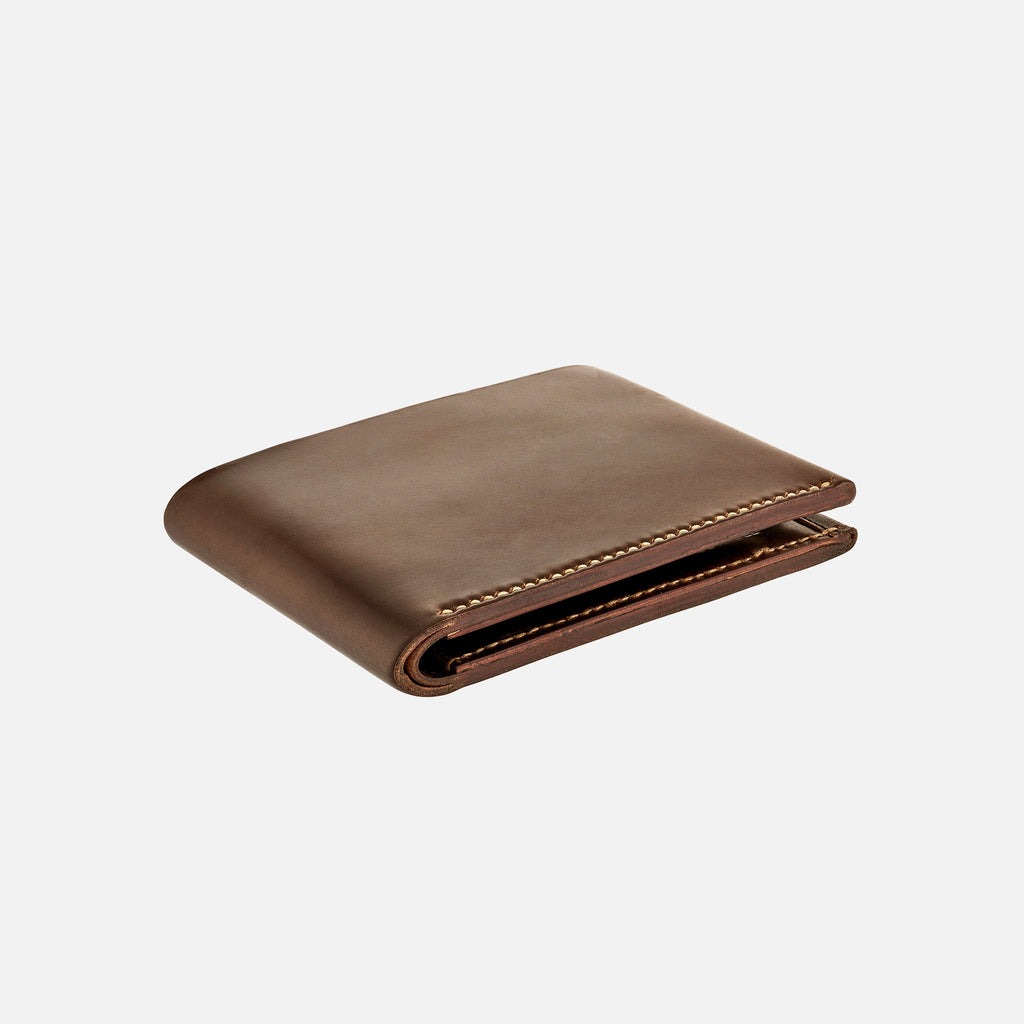 HODINKEE Limited Edition Shell Cordovan Billfold Wallet