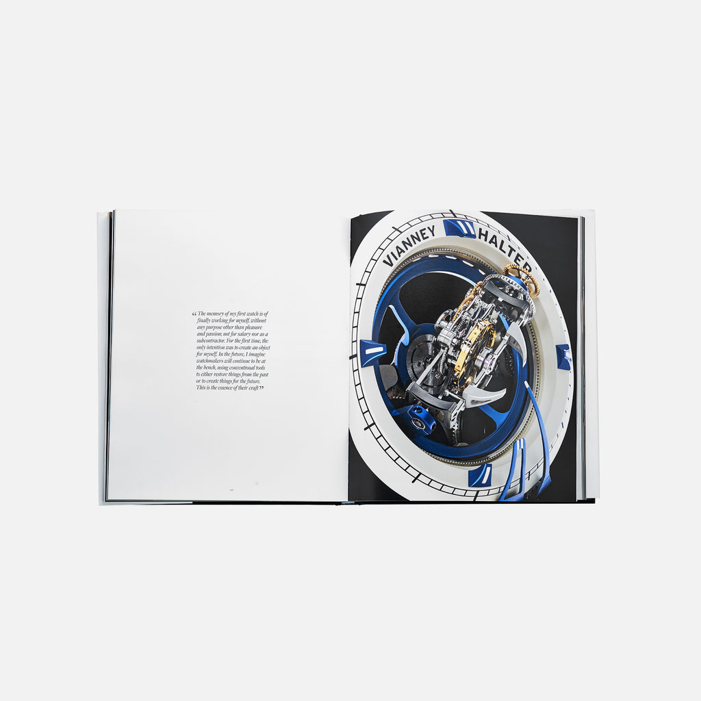 Watchmakers: The Masters of Art Horology