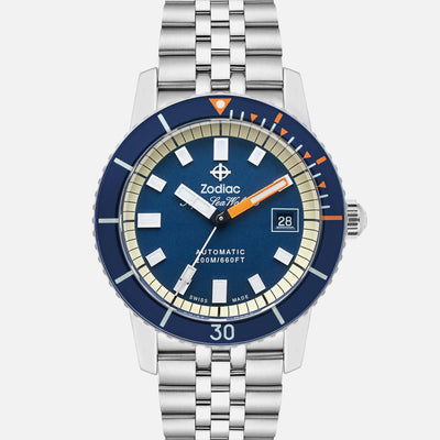 Zodiac Super Sea Wolf ZO9266