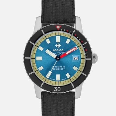 Zodiac Super Sea Wolf 53 Compression Automatic ZO9275