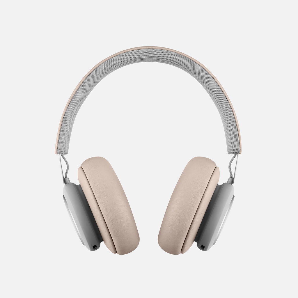 Bang & Olufsen H4 2nd Generation Headphones In Limestone