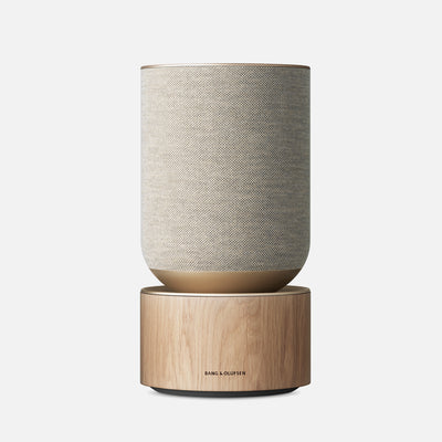 Bang & Olufsen Beosound Balance Speaker In Natural Oak