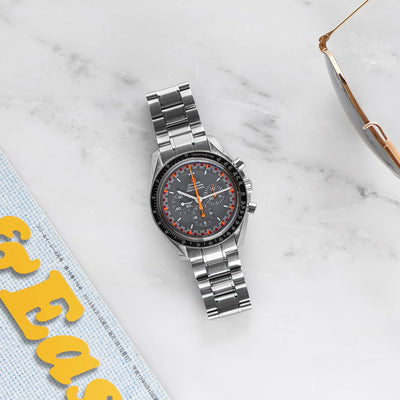 Omega Speedmaster Japanese Racing Edition Reference 3570.40 W/ Box & Papers alternate image.