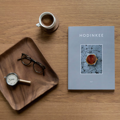 HODINKEE Magazine, Volume 5 alternate image.