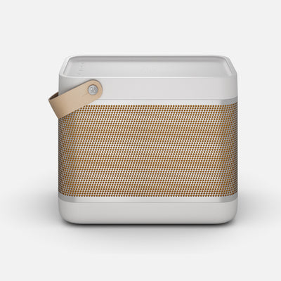 Bang & Olufsen Beolit 20 Bluetooth Speaker In Grey Mist