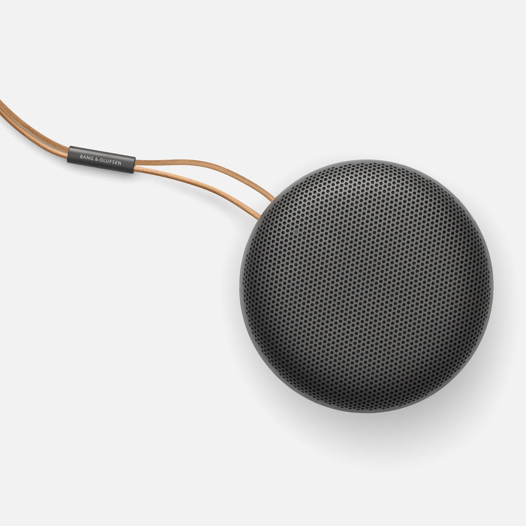 Bang & Olufsen Beosound A1 2nd Generation Waterproof Bluetooth Speaker In Black Anthracite