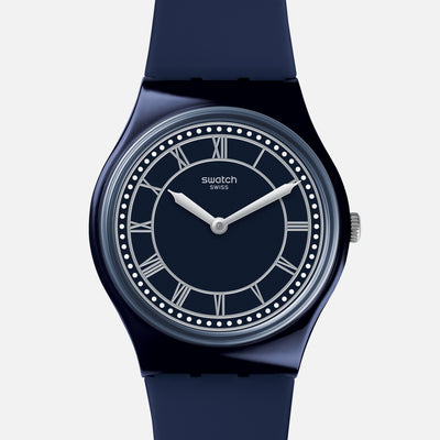 Swatch Blue Ben GN254