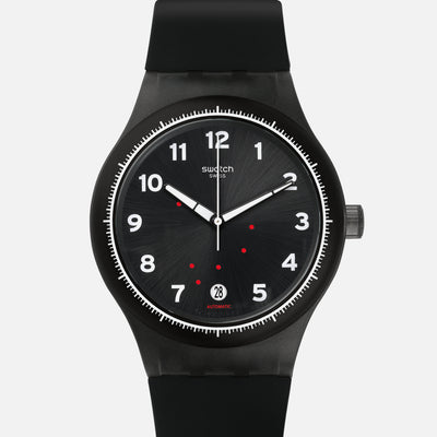 Swatch SISTEM51 Gentleman SUTF400 alternate image.