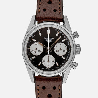 1960s Heuer Carrera Reference 2447NST