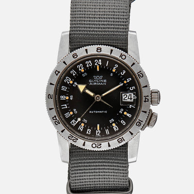 1970s Glycine Airman