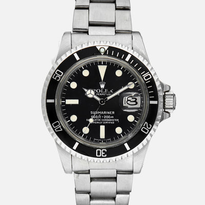 1978 Rolex Submariner Date Reference 1680