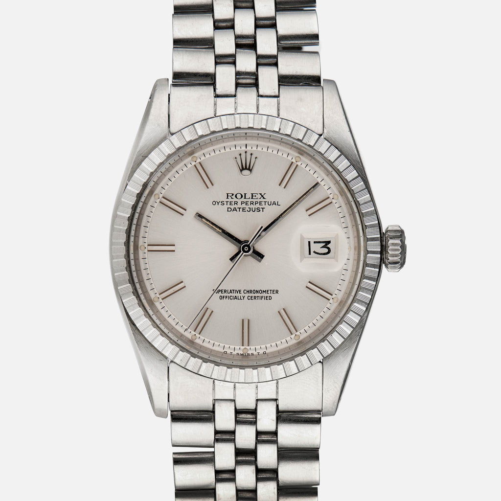 1970s Rolex Datejust 'Wide Boy' Style Reference 1603