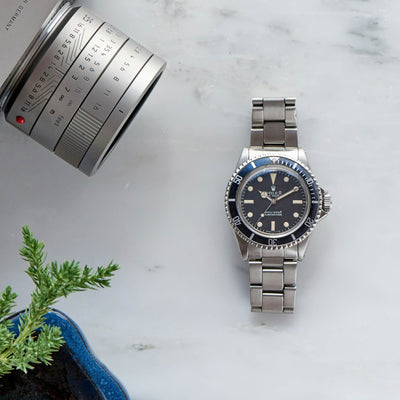 1967 Rolex Submariner Reference 5513 W/ Box & Service Papers alternate image.