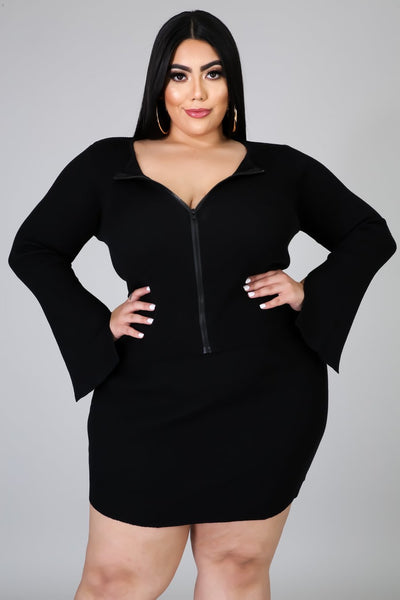 Lisa Set in Black - JohntinesBoutique.com