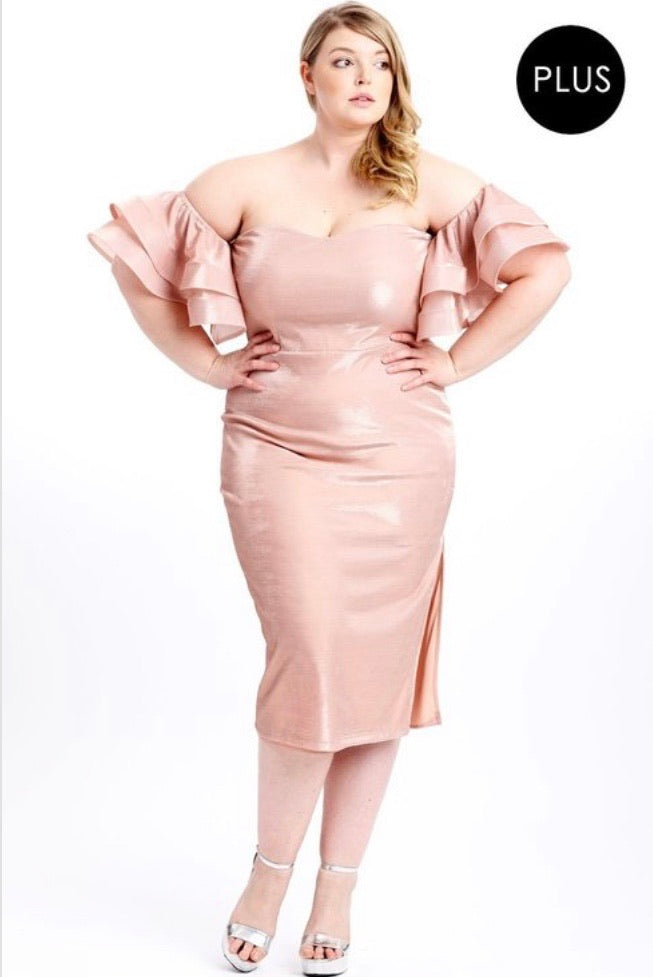Rose Gold Matron - JohntinesBoutique.com