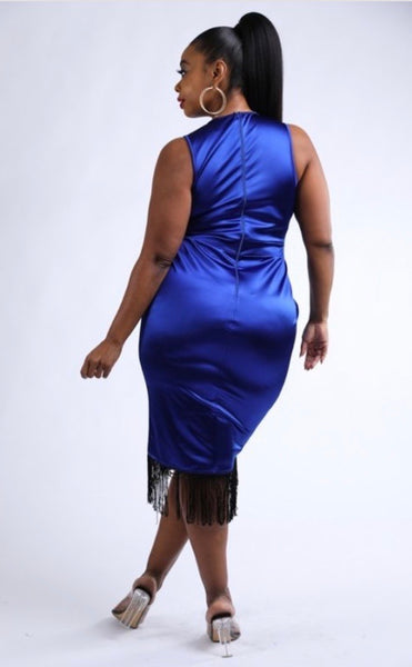 Seraphine in Blue - JohntinesBoutique.com