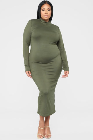 Olive Wren Dress - JohntinesBoutique.com
