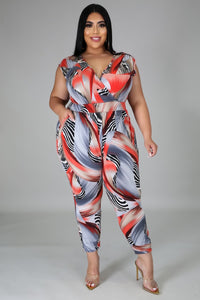Wild Side Jumpsuit - JohntinesBoutique.com