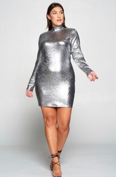 Silver Frenzy - JohntinesBoutique.com
