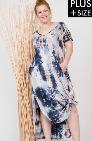 Shark Water Maxi - JohntinesBoutique.com