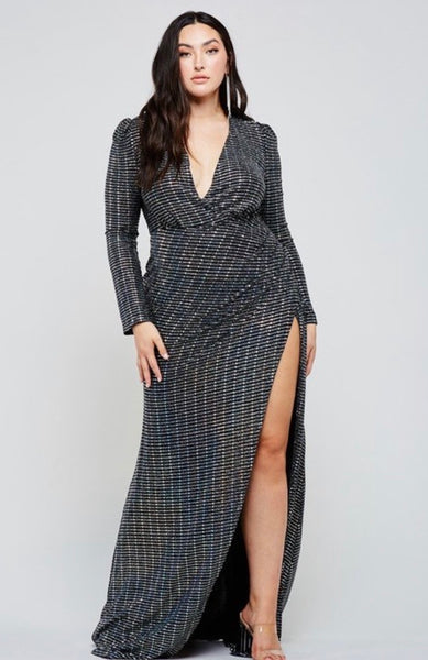 Brooke Mirror Dress - JohntinesBoutique.com