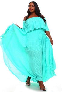Spring Sasha in Mint - JohntinesBoutique.com