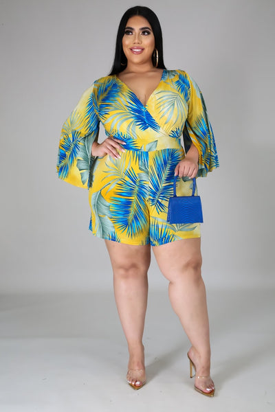 Fly Girl Romper - JohntinesBoutique.com