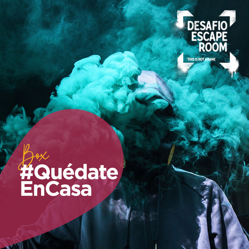 Desafío Escape Room en Casa