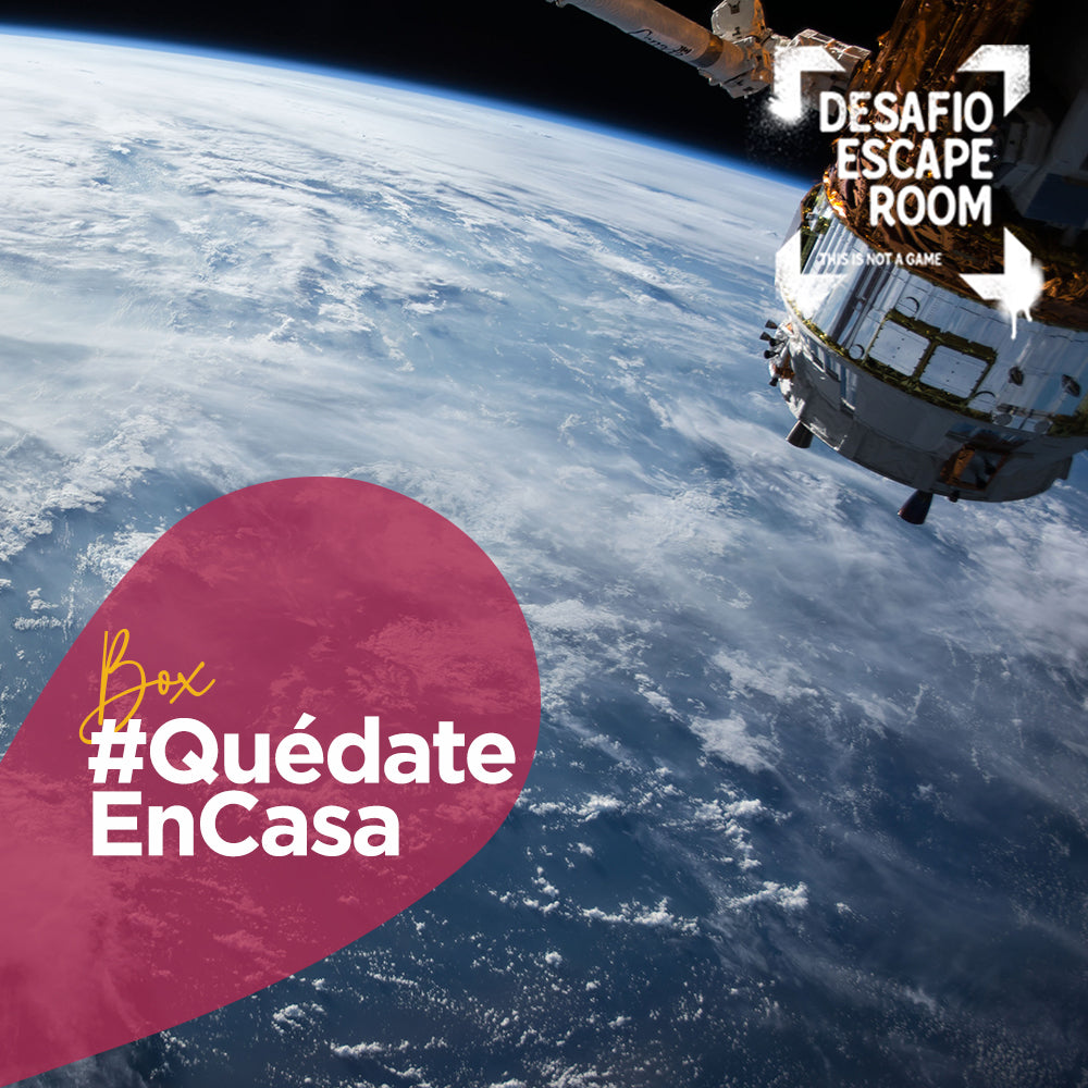 Desafío Escape Room Espacial