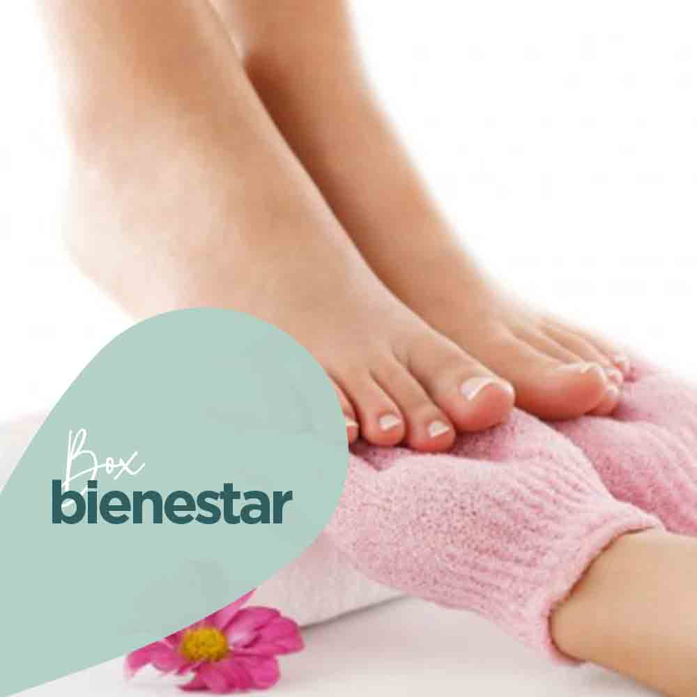 Pedicure + Esmaltado Permanente