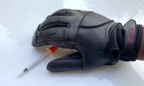 221B Tactical Hero 2.0 Gloves Needle & Cut