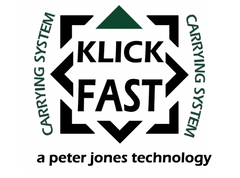 Klick Fast Carrying solutions by Peter Jones ILG