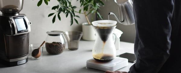 Introduction to Pour Over Coffee - Cotton Paper Filter -