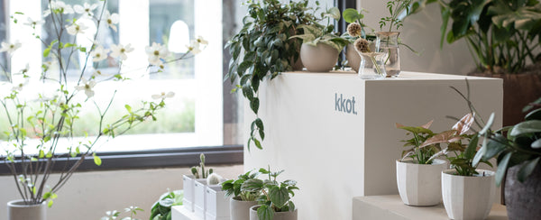 KINTO Journal Article KKOT pop up at KINTO showroom in Los Angeles