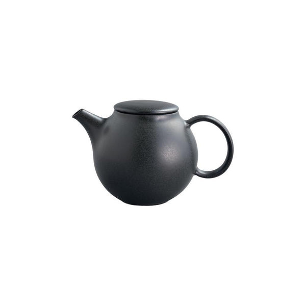 KINTO PEBBLE TEAPOT 500ML / 18OZ BLACK