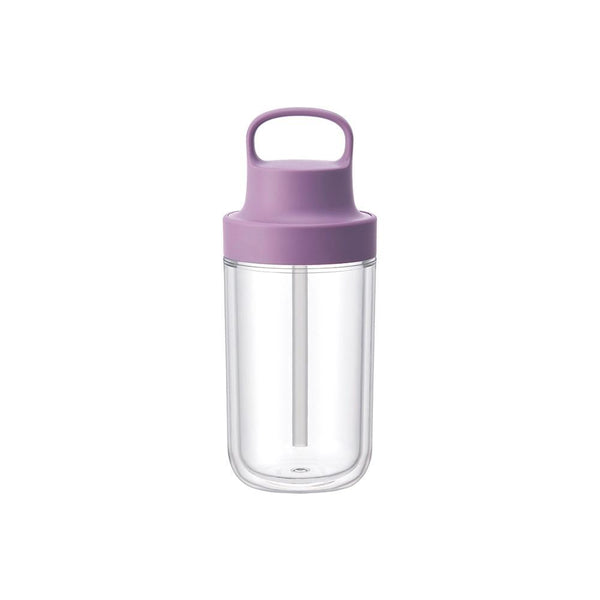 KINTO TO GO BOTTLE 360ML PURPLE